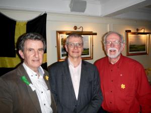 Ambassador, Gareth and Geraint